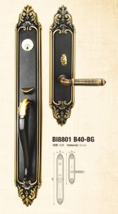 Italy Style Luxury Brass Locks Villa Door Lock (BI8801 B40) pictures & photos