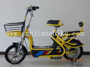 48V Hot Selling Electric Bicycle with En15194 Certification E-Bike (SJEBCTB-020)