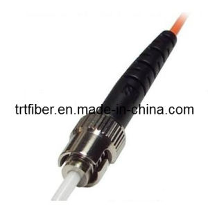 St Mm 62.5 Fiber Optic Patch Cable Patchcord pictures & photos