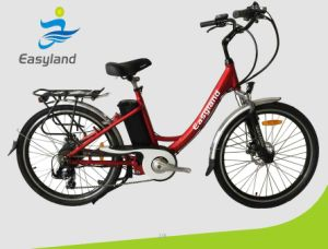 2017 Newest Electric Aluminum Alloy Bicycle 36V EL-Df2602z (EN15194)