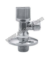 Brass Steel Screw-Down Angle Storm Valve pictures & photos