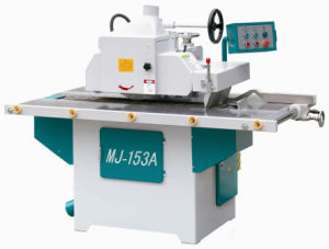 Automatic Single Ply Mjs 153 Vertical Panel Sliding Saw Price pictures & photos