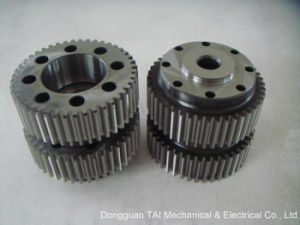 Spur Gear, Straight Teeth with Gear Wheel pictures & photos