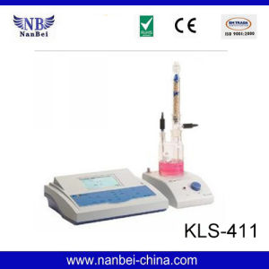Automatic Potentionmetric Titrator for Acid Alkali Titration pictures & photos