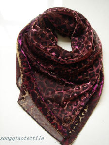 Fashion Polyester Scarf pictures & photos