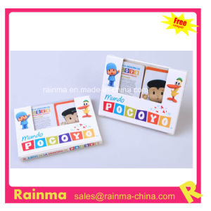 Two Set Kids Game Cards in Paper Box pictures & photos