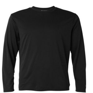 China custom long sleeve dri fit t shirt china dri fit t for Custom printed dri fit shirts