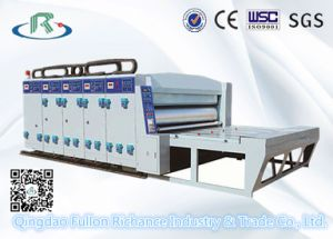 Corrugated Paperboard Printing Slotting Machine pictures & photos