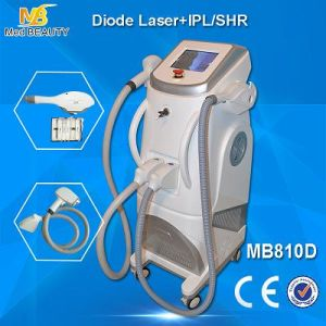 Professional Diode Laser Hair Removal with IPL (MB810D) pictures & photos