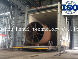 Trolly Type Various Capacity Gas Annealing Furnace with Translation pictures & photos