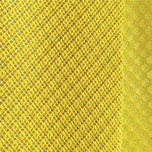 Chemical Jacquard Print Fabric Lace (M1019) pictures & photos