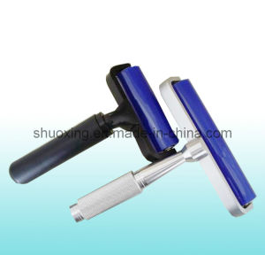 Manual Static Cleaning Roller, Silicone Sticky Roller pictures & photos