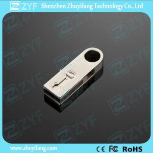 2016 New Design Mini Swivel OTG USB Flash Drive (ZYF1618) pictures & photos