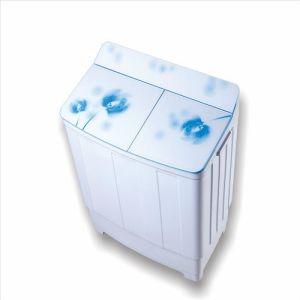 Glass Cover Home Appliance Washing Machine Big Capacity