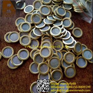 Stainless Steel Stamping Filter Wire Mesh pictures & photos