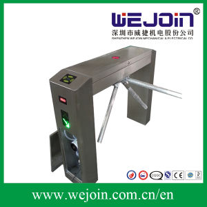 Access Control Tripod Turnstile Used for Bus Station pictures & photos