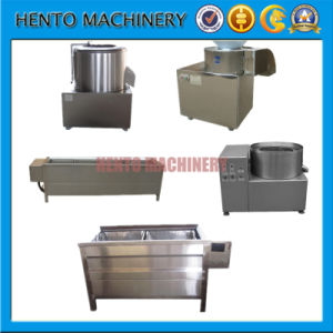 Semi Automatic Stainless Steel French Fries Production Line pictures & photos
