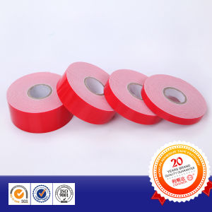 High Adhesion Double Sided Foam Tape pictures & photos