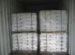 National Standard 99.995% Zinc Ingot Manufacture pictures & photos