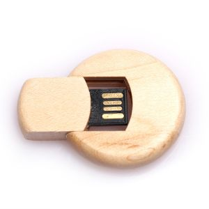 Wooden USB Flash Drive 1GB 2GB 4GB 8GB 16GB Pen Drive 32GB Pendrive High Speed Memory Stick 100PCS/Lot pictures & photos