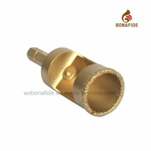 Vacuum Brazed Diamond Core Drill Bits C4 Style pictures & photos