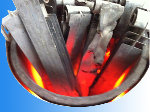 Industrial If Induction Melting Furnace for Smelting Iron, Aluminum, Brass pictures & photos