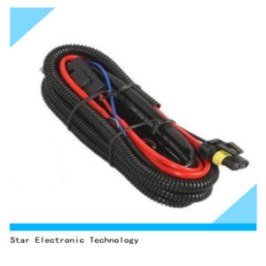 Factory Prive Customized Auto Car Universal Relay Wiring Harness for All HID Single Kit H1, H3, H4, H7 pictures & photos