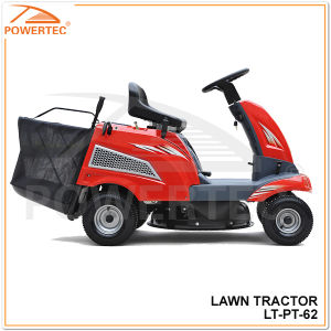 Powertec 6.5HP Lawn Mower Tractor in China (LT-PT-62) pictures & photos