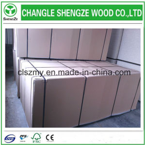 Shandong Factory Melamine /Plain Particle Board pictures & photos