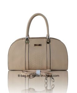 New Arrival Fashion Designer Ladies PU Handbag pictures & photos