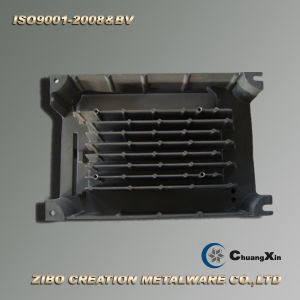 Aluminum Casting Heatsink pictures & photos
