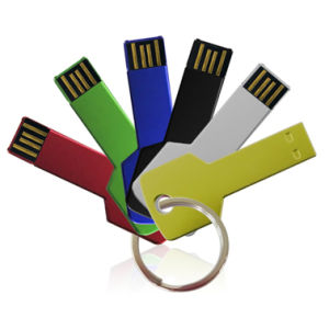 Aluminium Alloy Metal USB Flash Drive Key USB 2GB 4GB 8GB 16GB pictures & photos