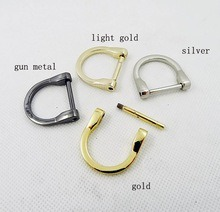Quality Forged D Ring Metal D Ring Metal Open D Ring pictures & photos