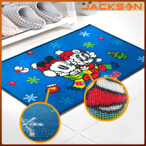 Kid Coloring Photo Floor Mats