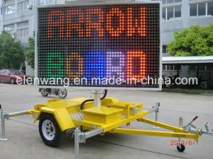 Hot Sale LED Sign Vms Trailer (GW-VM400C5) pictures & photos