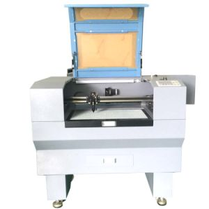 3D Photo Laser Engraving and Laser Cutting Machine Mini Laser Machine Jd-6040 pictures & photos