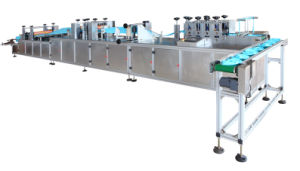 4 Type Intelligent Non Woven Surgical Cap Machine