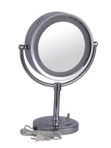 Desktop Bulb Lighted Mirror, Stand Mirror, Table Mirror pictures & photos