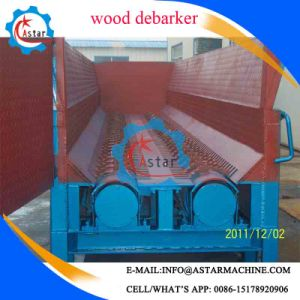 Double Roller Widely Use Wood Debarker Price pictures & photos