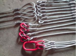 Stainless Steel Wire Rope - Sling pictures & photos
