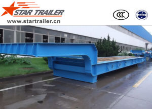 80t Goose-Neck Roro Trailer pictures & photos