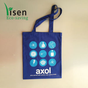 Factory Wholesale Promotion Canvas Logo Customized Hand Bag pictures & photos