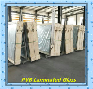 2134*3300 Fresh Material PVB Laminated Glass pictures & photos