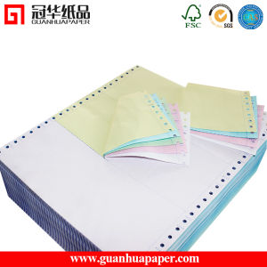 9.5′′*11′′ and 15′′*11′′ Multi Ply Computer Continuous Paper pictures & photos