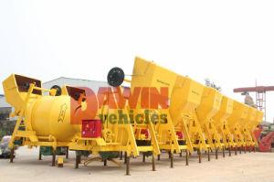 Yanmar Diesel Engine 350L 500L Concrete Mixer China Supplier pictures & photos