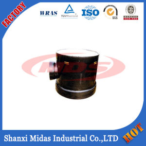 ISO Standard Fitting Socket-Spigot Tee with Socket Branch pictures & photos