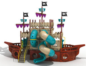 2015 Hot Sale Pirate Ship Children Commercial Outdoor Playground (TY-0970B) pictures & photos