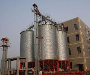 Custom Design of Grain Elevator (2 Legs Design) pictures & photos