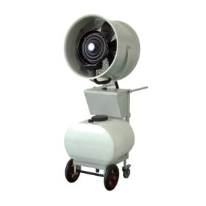 Light Commercial Mobile Misting Fan with Remote Control pictures & photos
