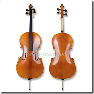 High Grade Flamed Handmade Cello with Premium Bridge&String (CH200Z) pictures & photos